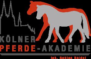 Koelner Pferdeakademie Logo Final bunt mN